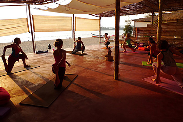 3 lotus yoga retreat